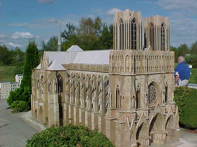 Plan Cathedrale Reims 463 la Cathedrale de Reims